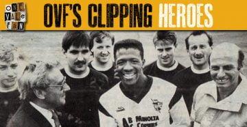 Clipping Heroes - Darren Beckford
