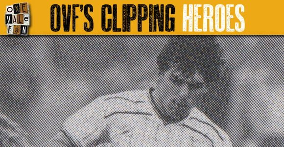 Clipping Hero #2: Andy Jones
