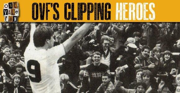 Clipping Heroes - Bob Newton