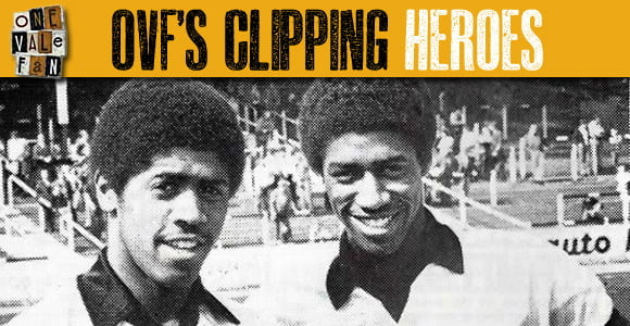 Clipping Heroes - the 1970s