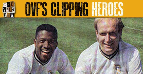 Clipping Heroes - Beckford and Futcher