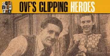 Clipping Heroes - Roy Sproson
