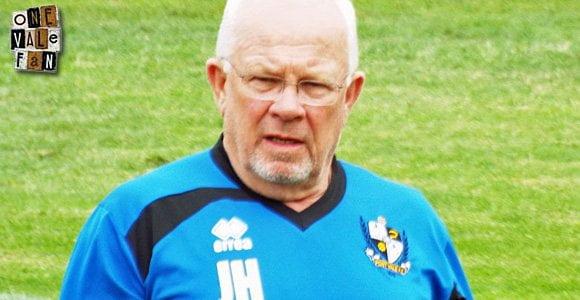 Port Vale appoint John Harbin as new performance coach