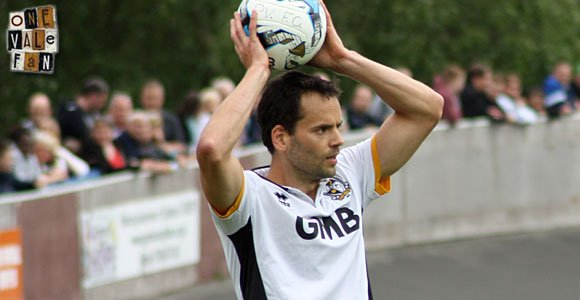 Team News: Three changes for Vale