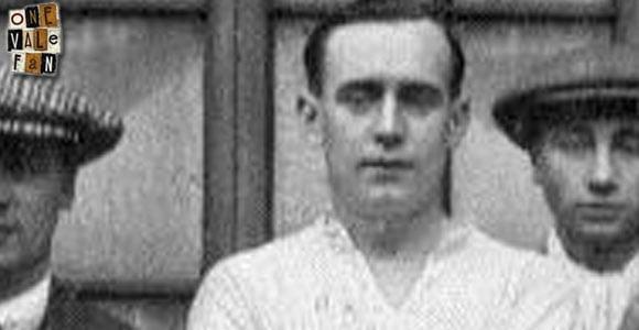 Port Vale player Joe Brough