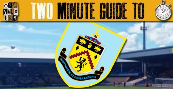 Two minute guide to: Burnley