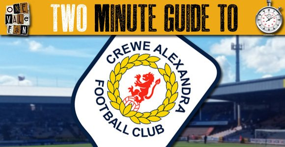 Two minute guide to: Crewe Alexandra