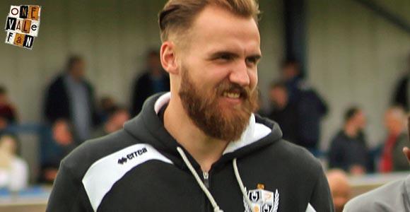 Port Vale goalkeeper Jak Alnwick - AS Photos