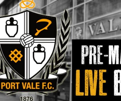 live blog vale