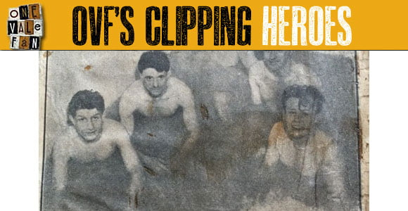Clipping Heroes #14: Dickie Cunliffe (part two)