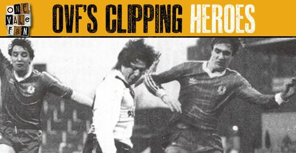 Clipping Heroes #16: Steve Fox
