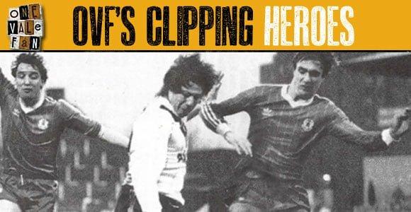 Clipping Heroes - Steve Fox