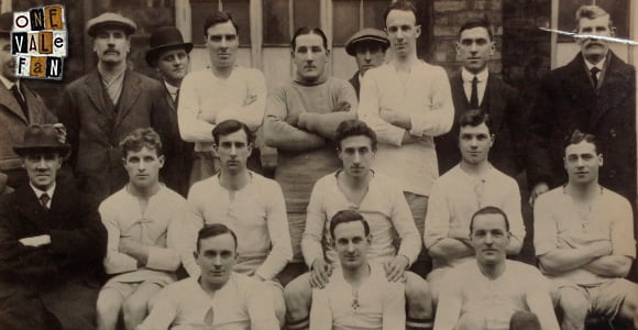 Names to faces – Port Vale's 1920-21 squad