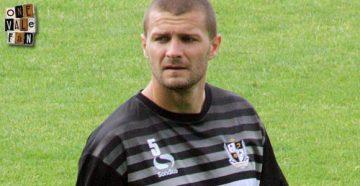 Carl Dickinson - Port Vale