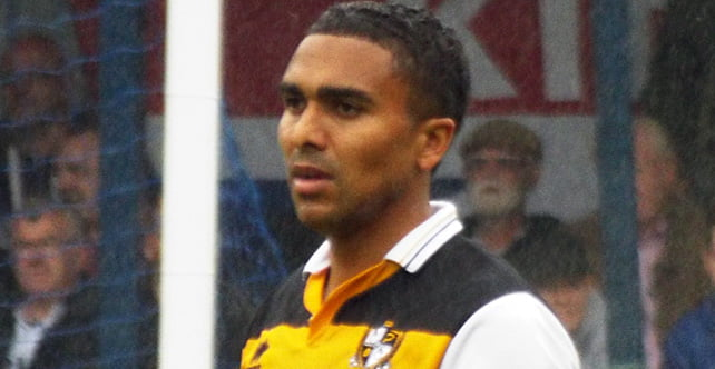 Jerome Thomas could return for Hartlepool cup tie