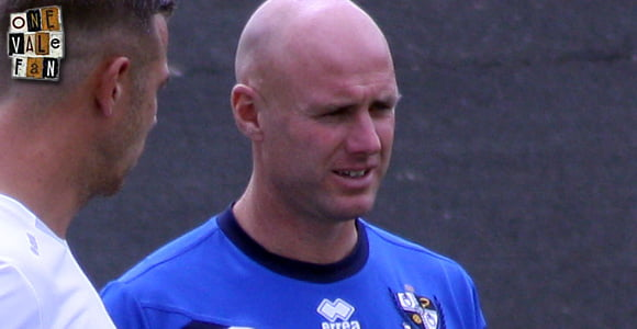 "Some fans claim Rob Page favours his ""favourites"" – I think that's rubbish!"