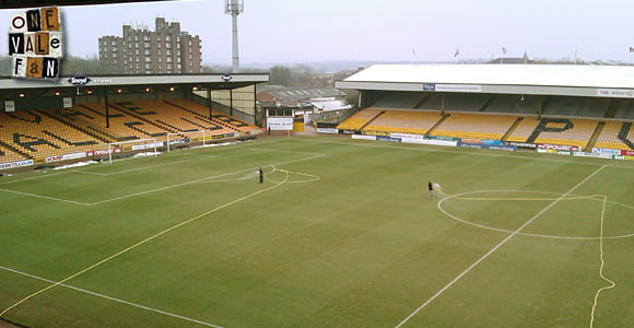 Port Vale owner says club and ground will not be sold separately