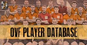 Over 700 Port Vale player profiles