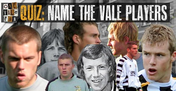 Quiz: Name the Vale players (part 2)