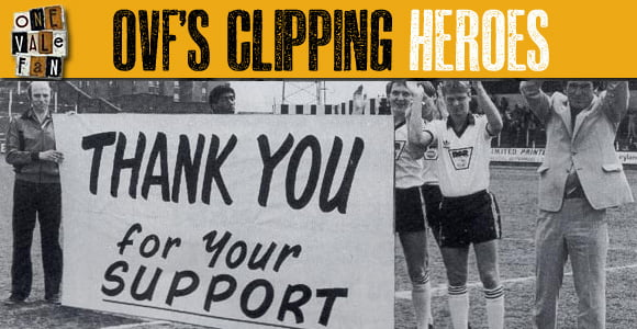 Clipping Heroes - 1980s