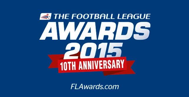 Football League award winners announced