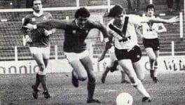 Martin Henderson in action