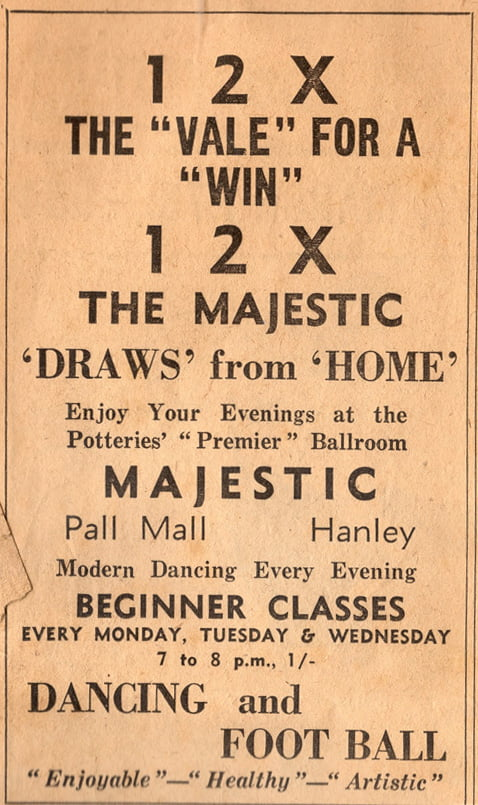 majestic-advert