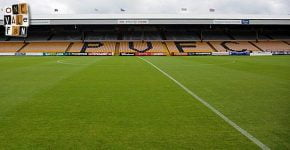 England women to play at Vale Park