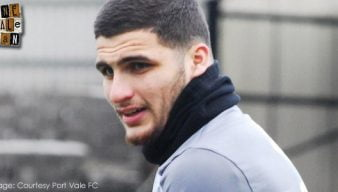 Port Vale defender Ryan Inniss