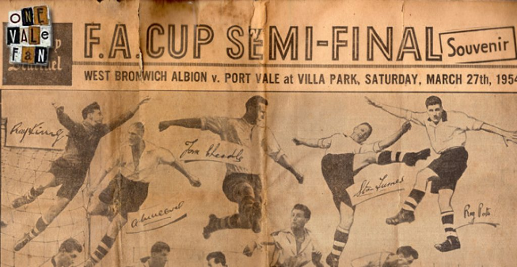 FA Cup semi-final special in the Sentinel - Front Cover - press clipping