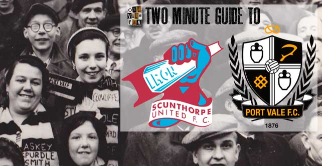 Two minute guide to: Scunthorpe v Port Vale