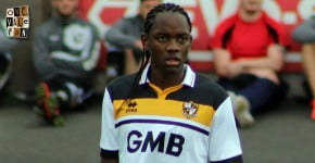 Winger Chris Mbamba departs Port Vale