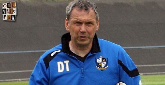 Dave Timmins - Port Vale