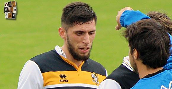 Port Vale midfielder Anthony Defreitas