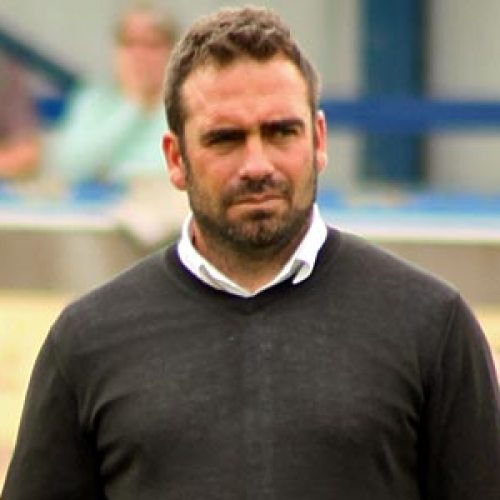 Port Vale manager Bruno Ribeiro