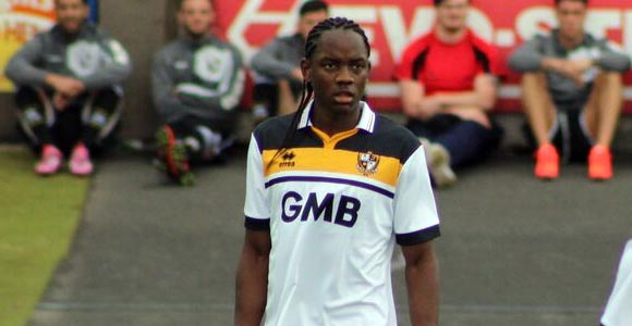 Port Vale confirm Christopher Mbamba signing