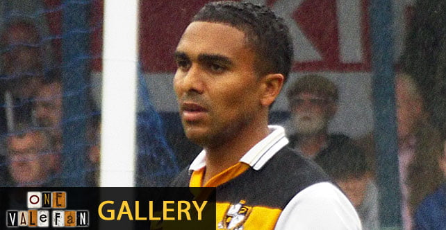 Gallery: Kidsgrove Athletic 1-2 Port Vale