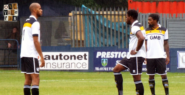 Match report: Kidsgrove Athletic 1-2 Port Vale