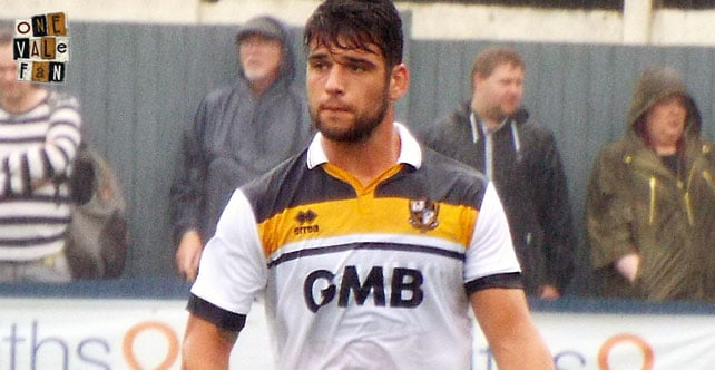 Team news: four changes for Port Vale
