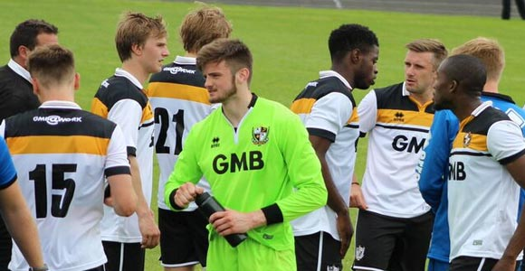 Match report: Newcastle Town 0-4 Port Vale