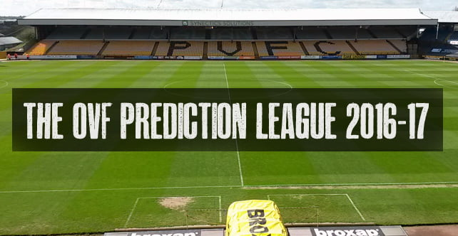 Free Prediction Leagues available now…