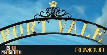 Port Vale rumours