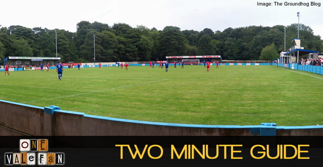 Two minute guide to: Kidsgrove Athletic v Port Vale
