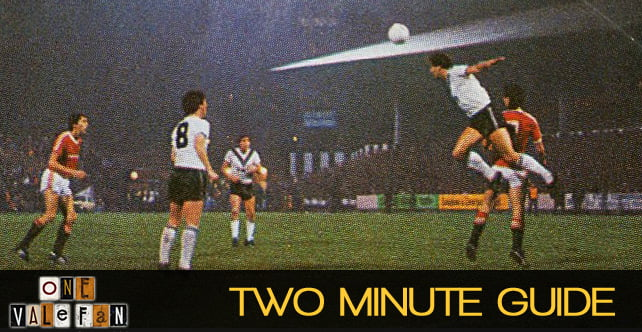 Two minute guide to: Port Vale v Man Utd XI