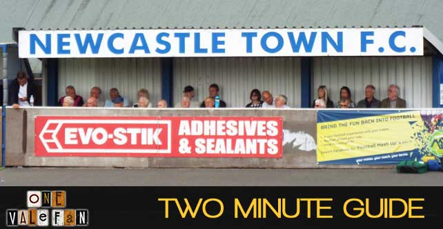 Two minute guide to: Newcastle Town v Port Vale