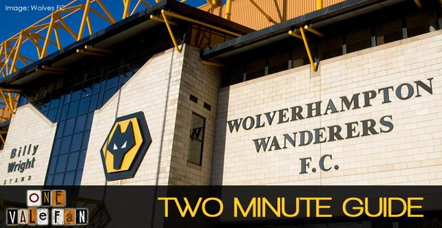 Two minute guide to: Port Vale v Wolves