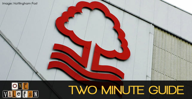Two minute guide to: Port Vale v Nottingham Forest