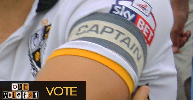 Vote: Who should be Port Vale's captain?