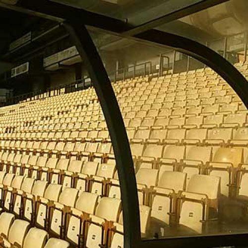 Vale Park stadium seats