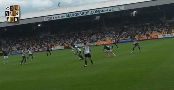 Rate the players: Port Vale 2-0 Southend Utd